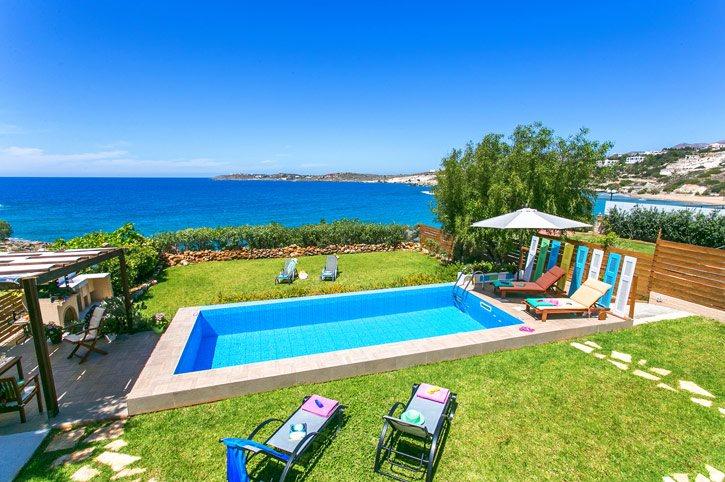 Villa Anemos, Chania, Crete, Greece