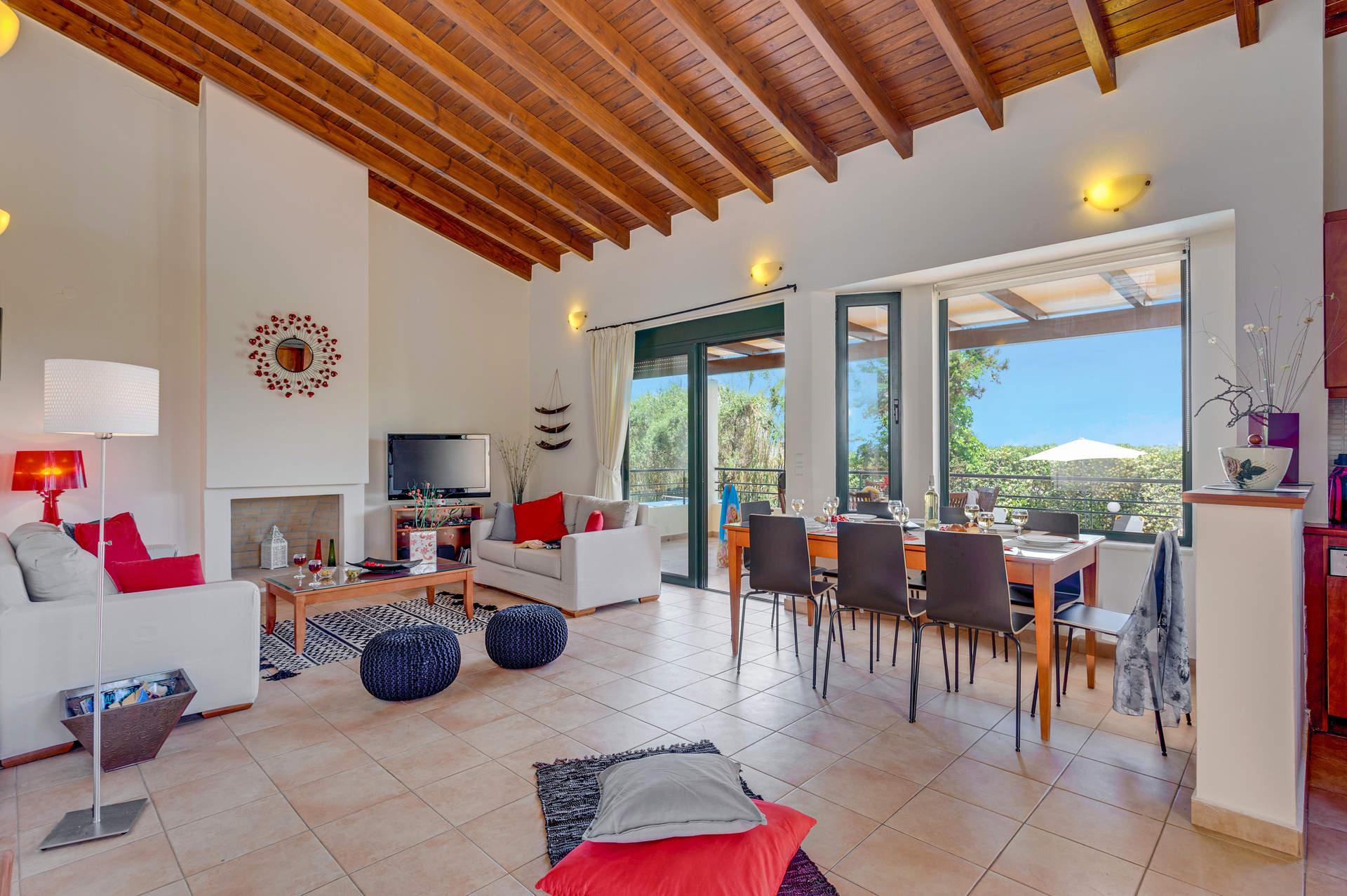 Villa Anna Maria In Chania Crete Villa Plus