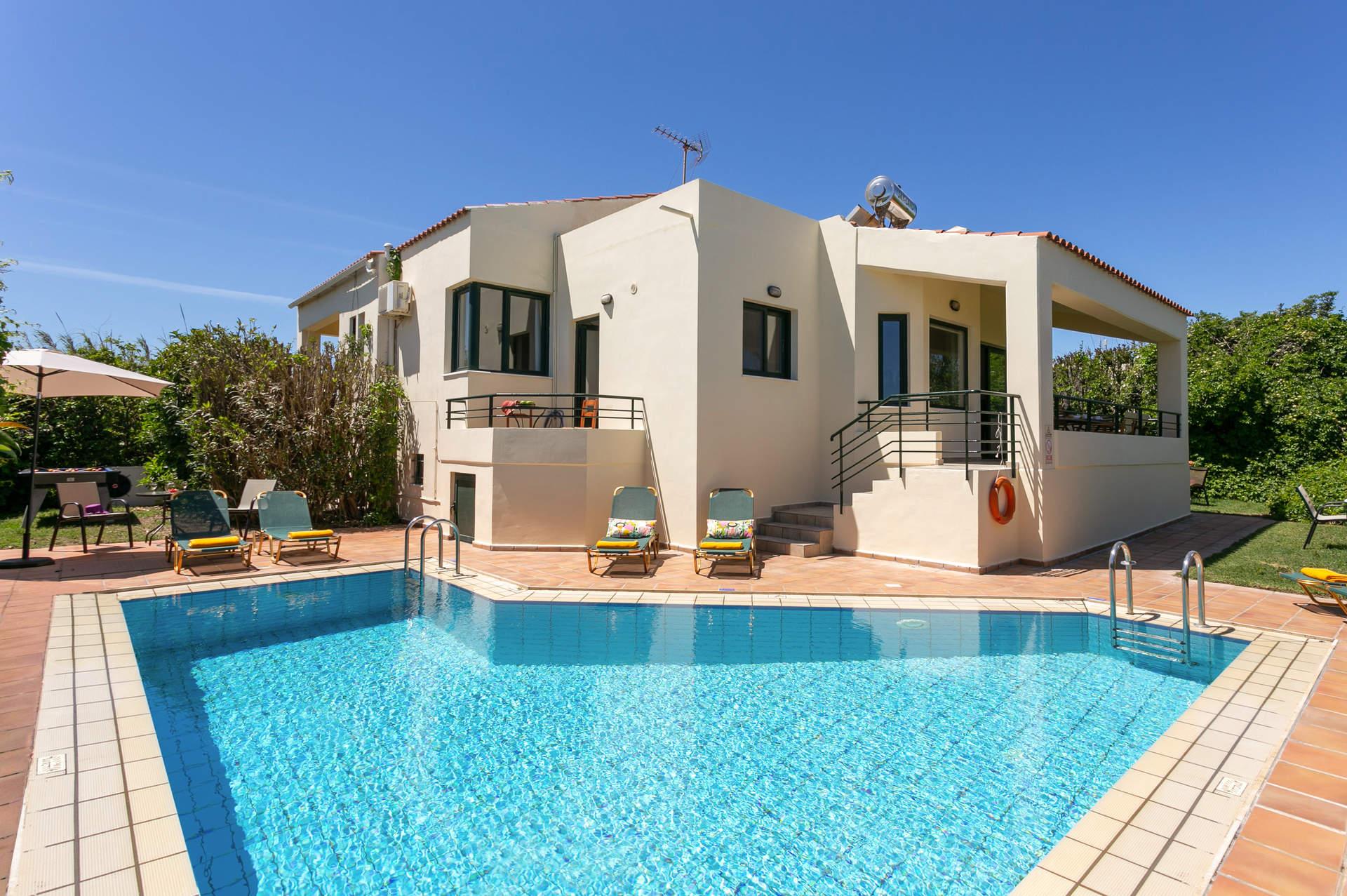 Villa Anni, Chania, Crete