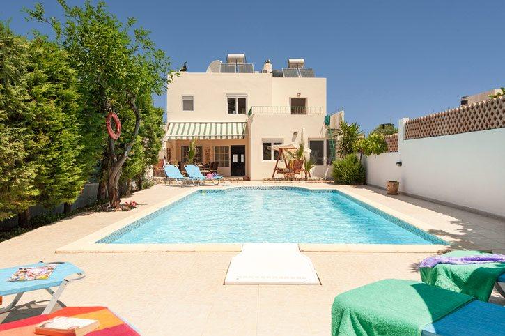 Villa Capri, Hersonissos, Crete
