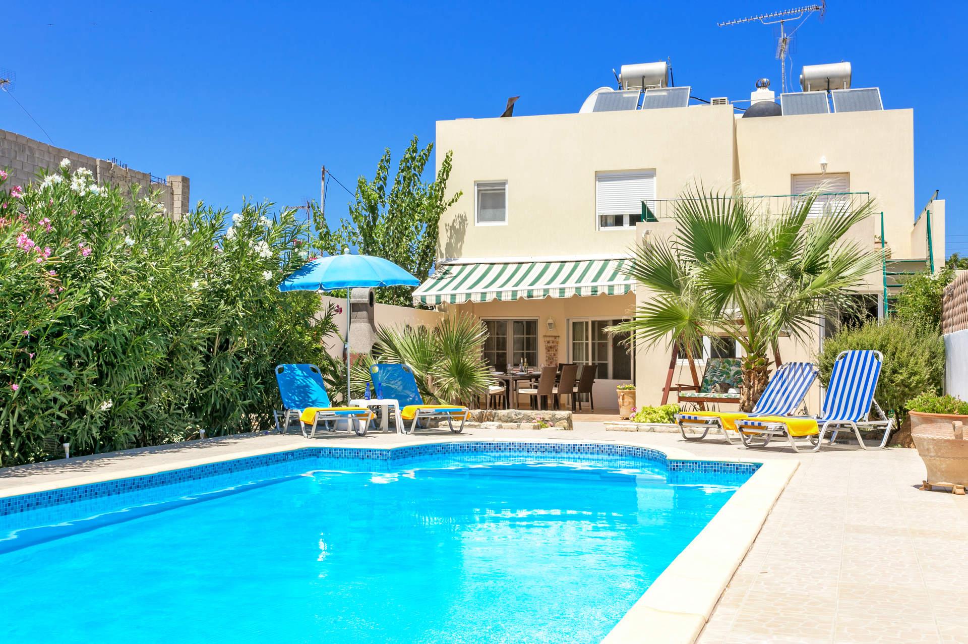 Villa Capri Crete, Hersonissos, Crete, Greece