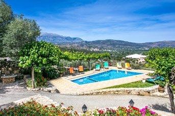 Villa Chloe, Chania, Crete