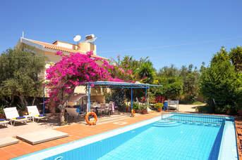 Villa Christina Kalami, Chania, Crete