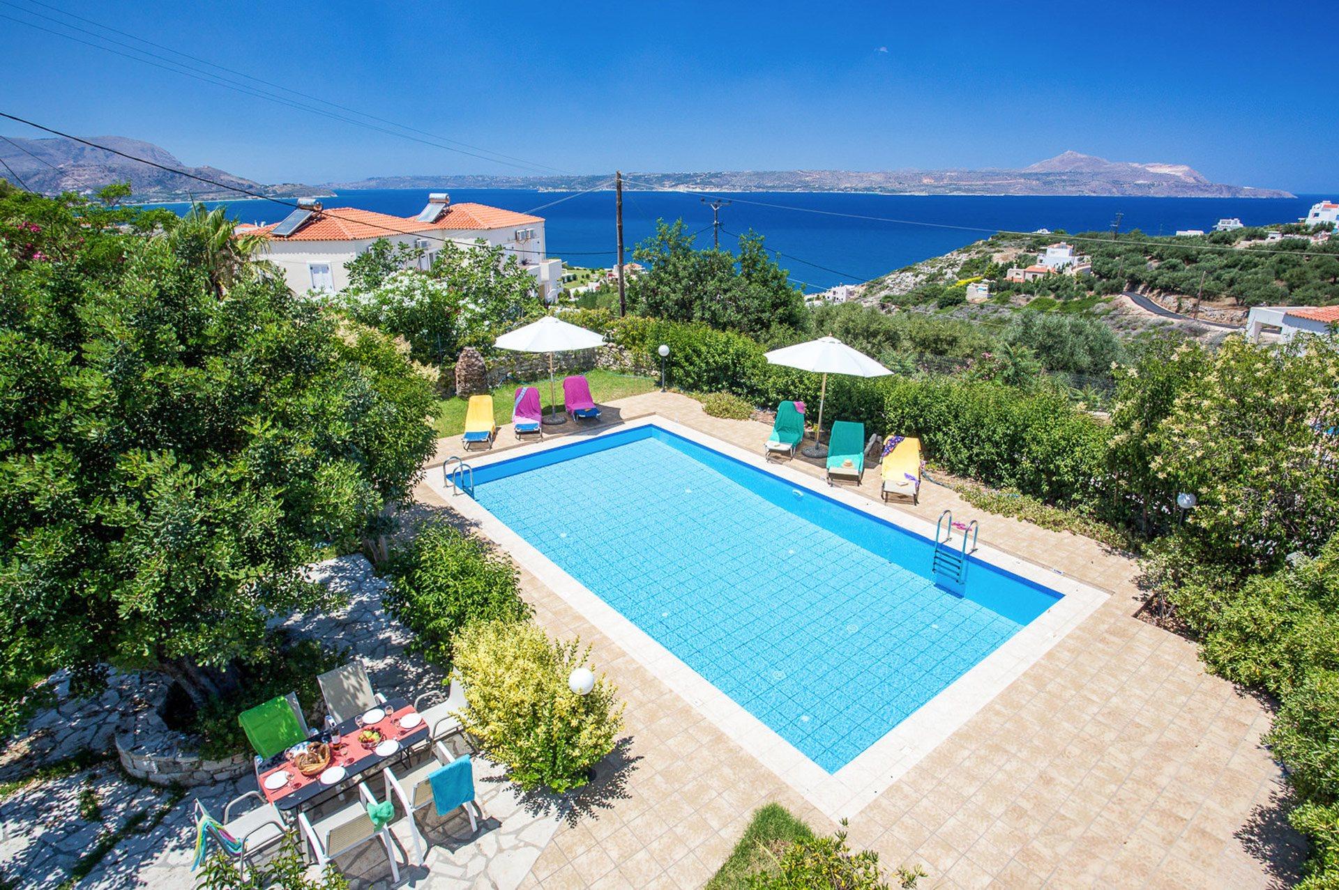 Villa Christina Plaka, Chania, Crete
