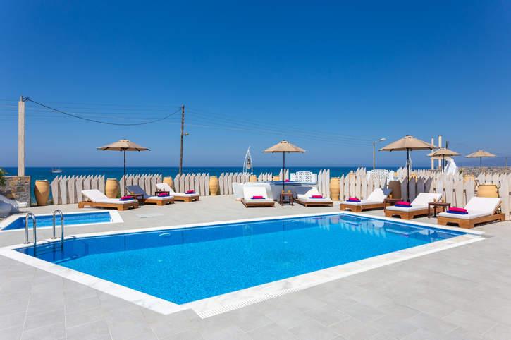 Villa Chrysa, Hersonissos, Crete, Greece