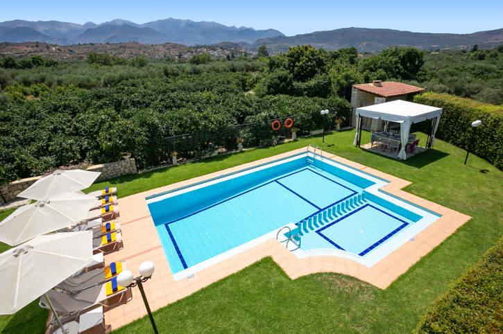 Villa Clio, Chania, Crete, Greece