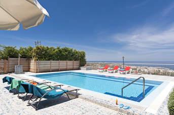 Villa Danae Red, Hersonissos, Crete