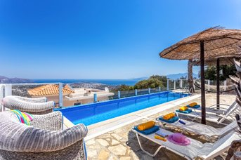 Villa Desire, Aghios Nikolaos, Crete