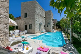 Villa Dominikos, Gouves, Crete