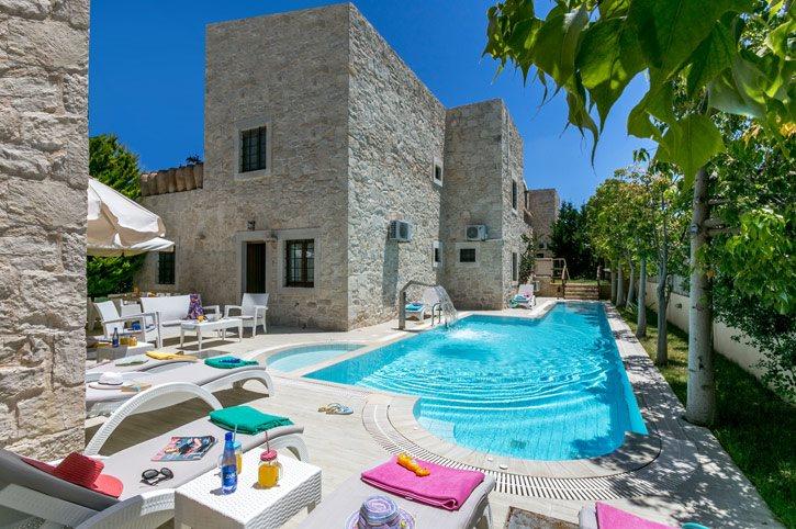 Villa Dominikos, Gouves, Crete, Greece