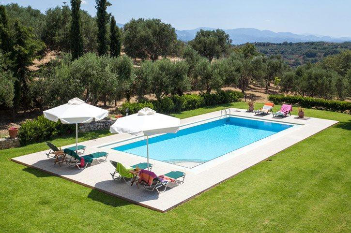 Villa Elea, Chania, Crete, Greece