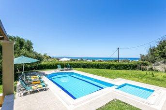 Villa Eleni, Rethymnon, Crete