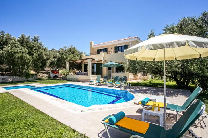 Villa Eleni, Rethymnon, Crete, Greece