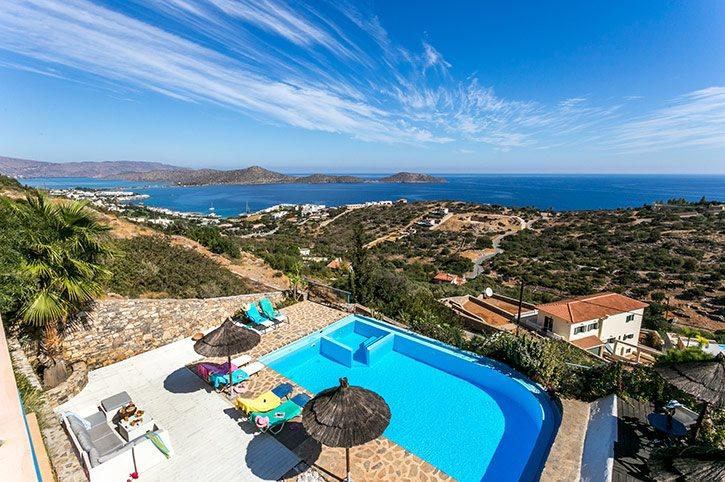 Villa Elounda Pelagos, Elounda, Crete, Greece