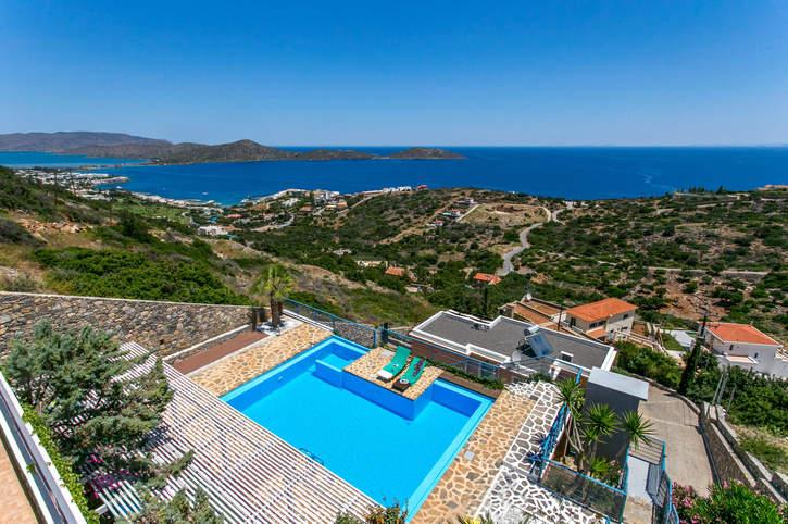 Villa Elounda Senses, Elounda, Crete, Greece