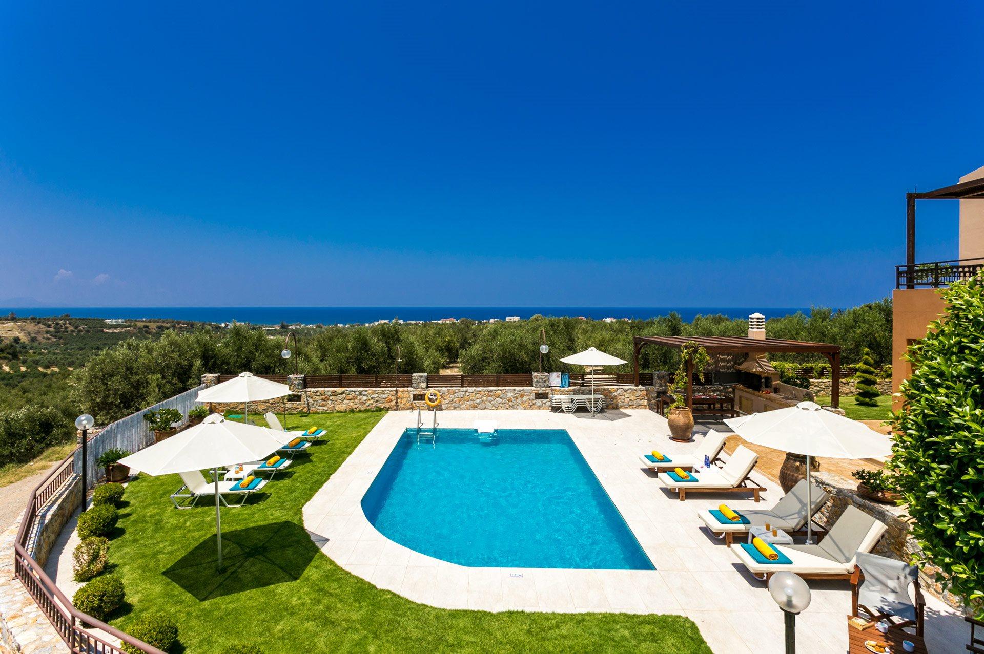 Villa Erato, Rethymnon, Crete, Greece