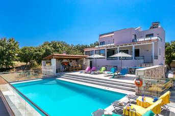 Villa Eris, Rethymnon, Crete