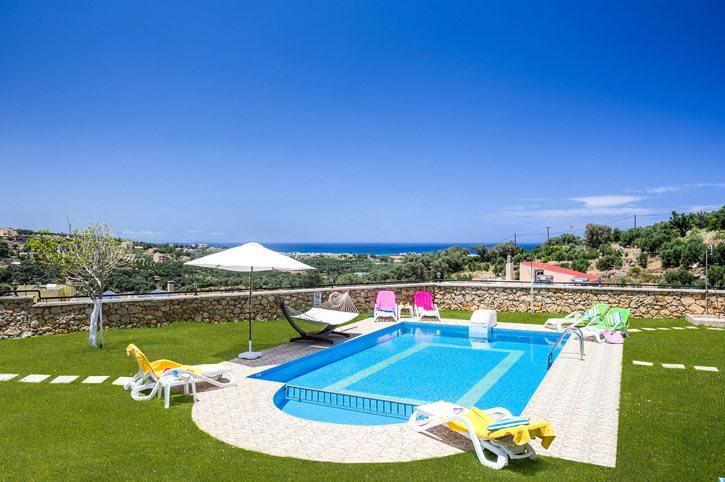 Villa Hara Faragi, Rethymnon, Crete