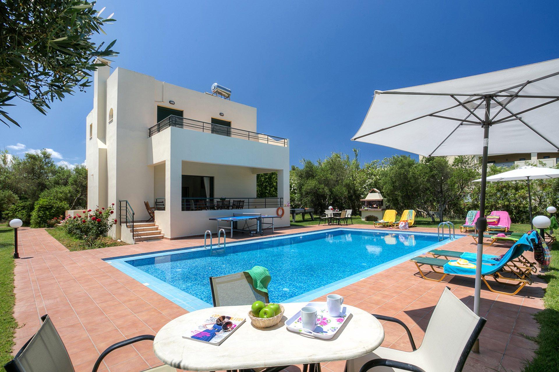 Villa Ilos, Chania, Crete, Greece
