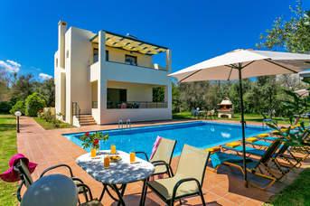 Villa Ilos, Chania, Crete