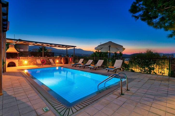 Villa Kallisto, Istron, Crete, Greece