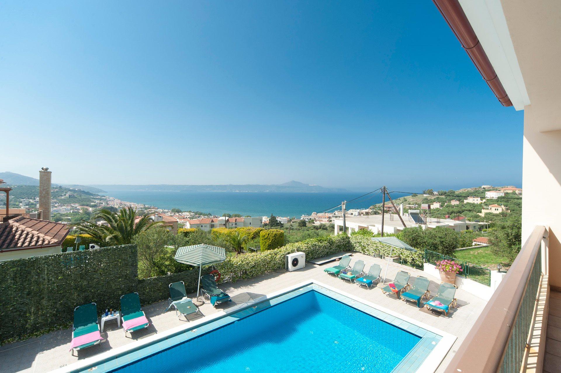 Villa Katerina Pente, Chania, Crete