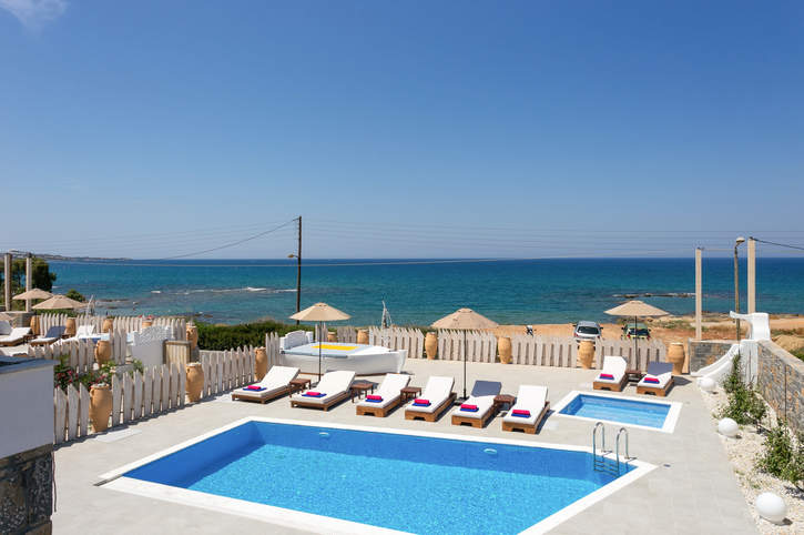 Villa Kery, Hersonissos, Crete, Greece