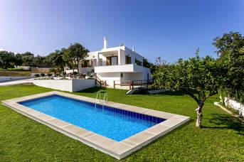 Villa Kostas Maria, Rethymnon, Crete