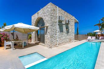 Villa Lefkippos, Gouves, Crete