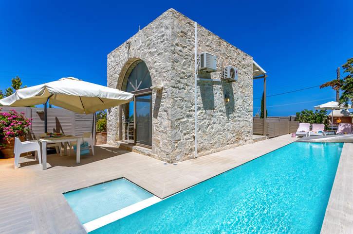 Villa Lefkippos, Gouves, Crete, Greece