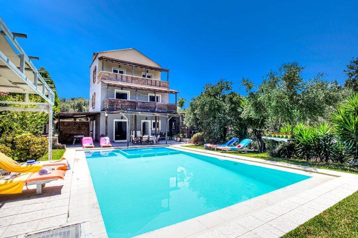 Villa Liostasi, Chania, Crete