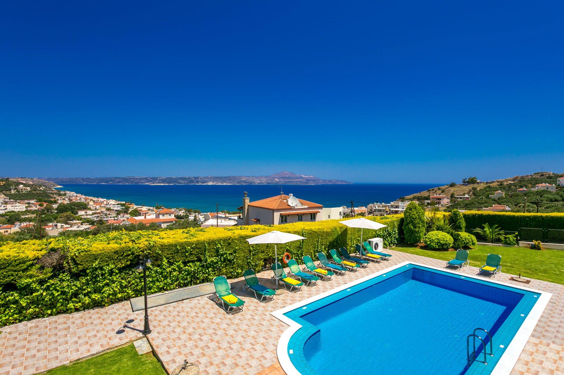 Villa Margarita Exi, Chania, Crete, Greece