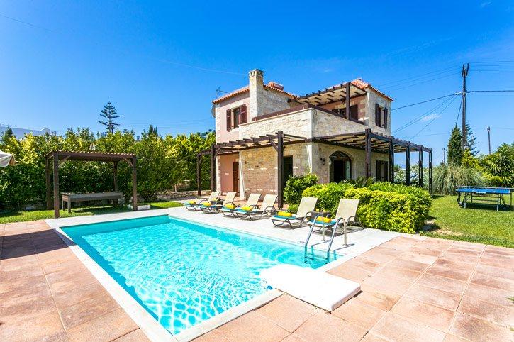 Villa Mera, Rethymnon, Crete