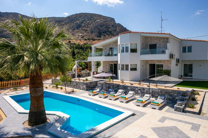 Villa Monroe, Hersonissos, Crete, Greece