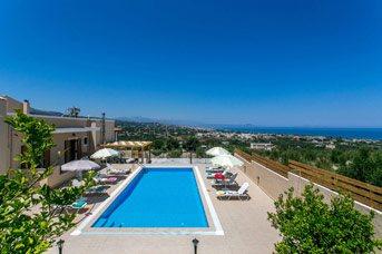 Villa Mulberry, Rethymnon, Crete