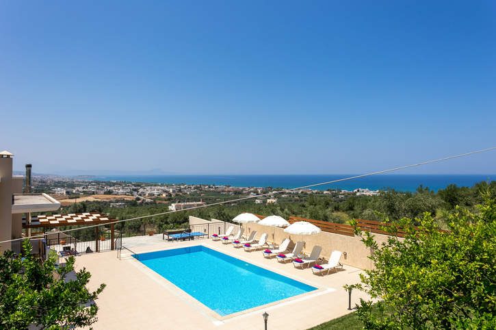 Villa Mulberry, Rethymnon, Crete, Greece