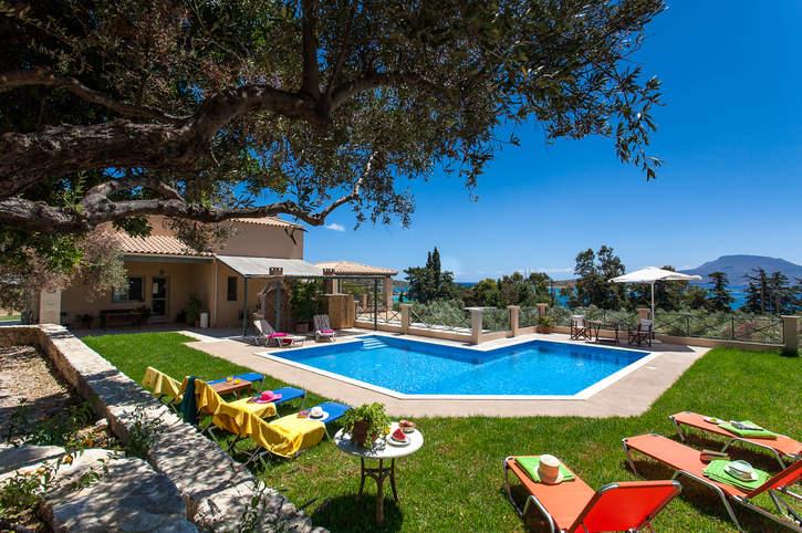 Villa Olive Grove, Chania, Crete