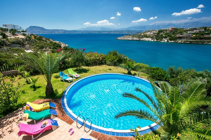 Villa Orea Sea View, Chania, Crete