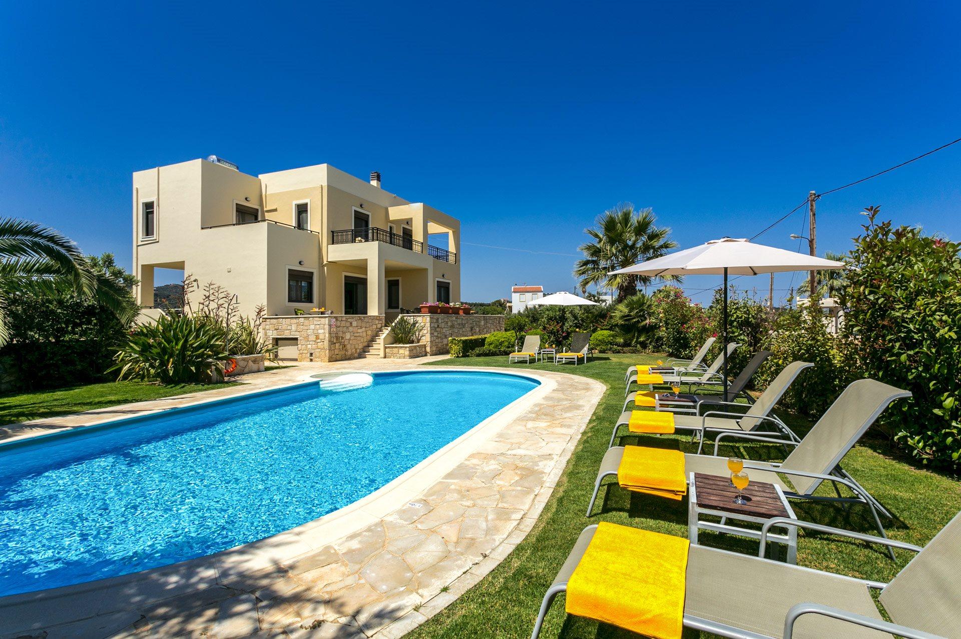 Villa Selena, Chania, Crete