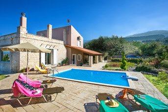 Villa Terpsy, Rethymnon, Crete