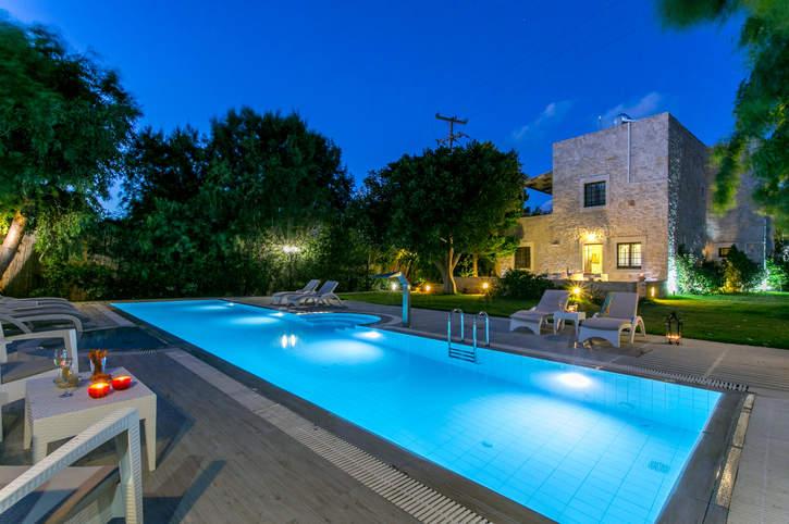 Villa Vincenzos, Gouves, Crete, Greece