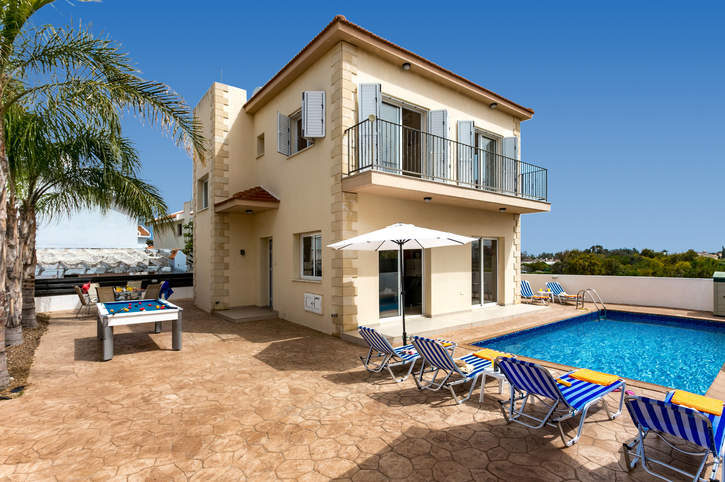 Villa Adamos, Protaras, Cyprus