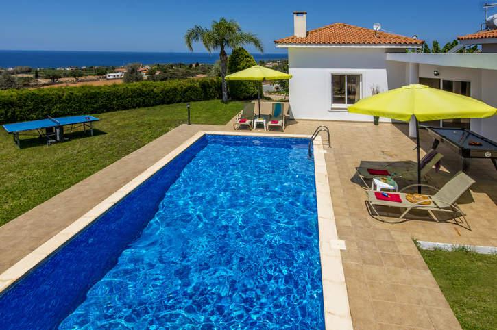 Villa Aida, St. Georges, Cyprus