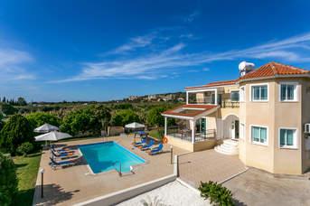 Villa Akamandis, St. Georges, Cyprus