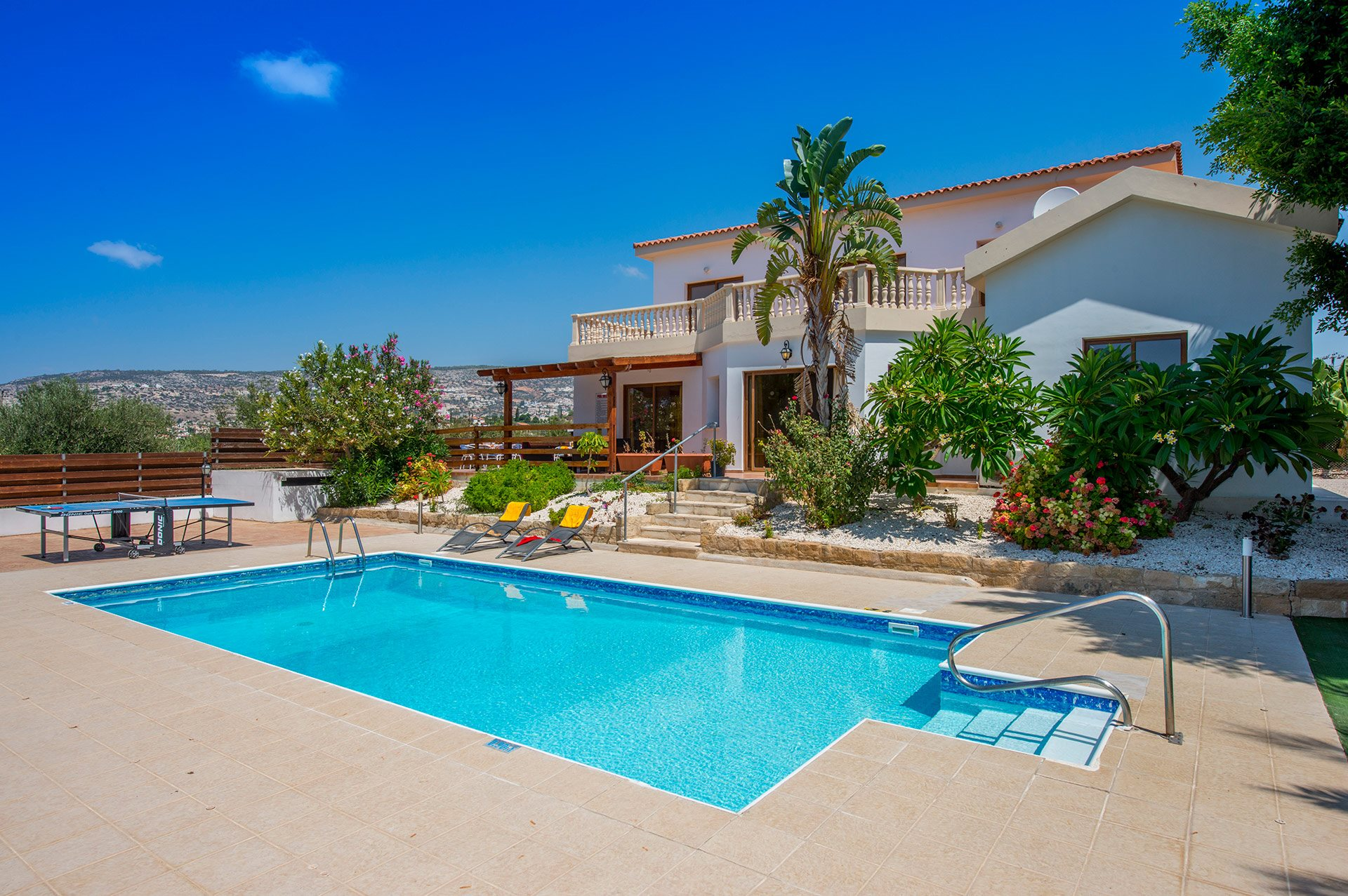Villa Ambrosia, Coral Bay, Cyprus