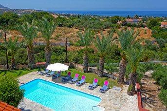 Villa Amoroza, Latchi, Cyprus