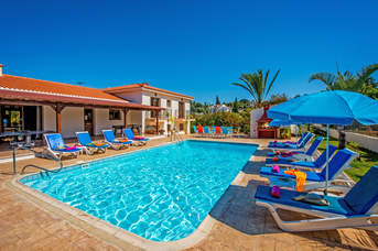 Villa Androniki, Latchi, Cyprus