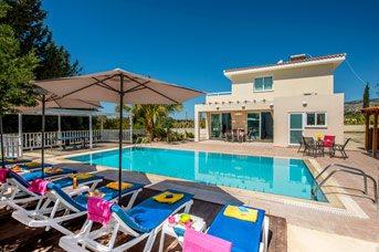 Villa Antigoni, Coral Bay, Cyprus