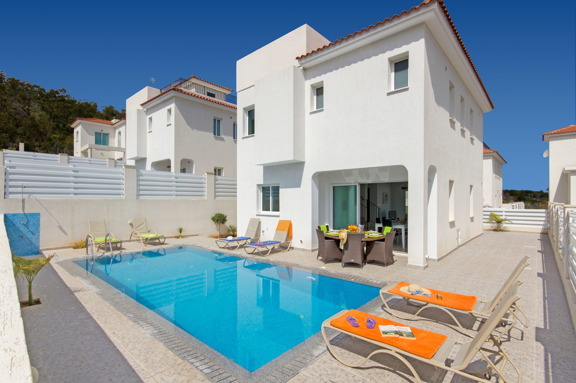 Villa Ariadne, Protaras, Cyprus