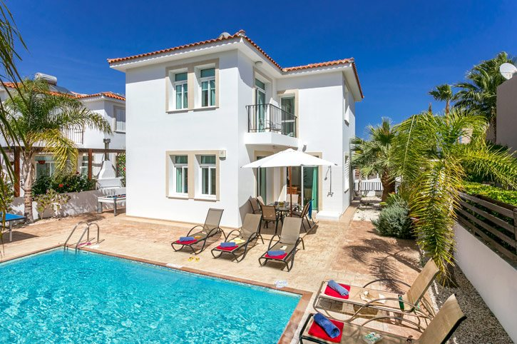 Villa Armostia, Protaras, Cyprus